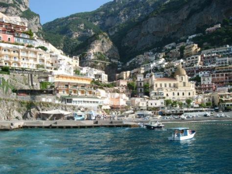 Visting Costiera Amalfitana