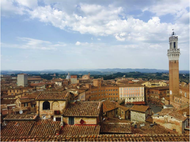 Siena: The City That Never Sleeps
