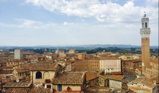 Siena: The City That Never Sleeps