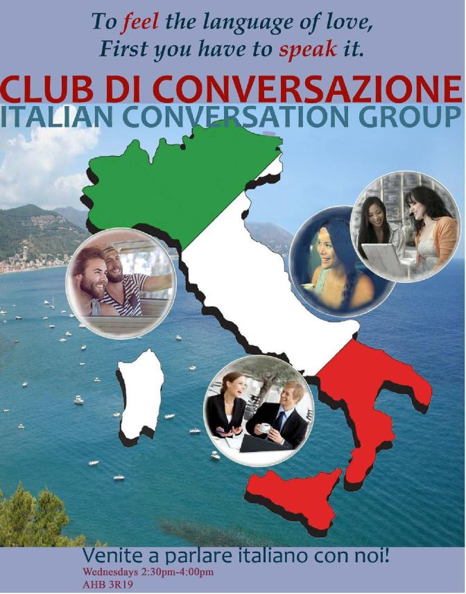 Club di Conversazione RETURNS